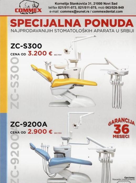 Specijalne ponude stolica