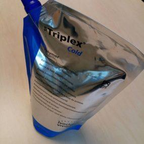 Triplex COLD polymer