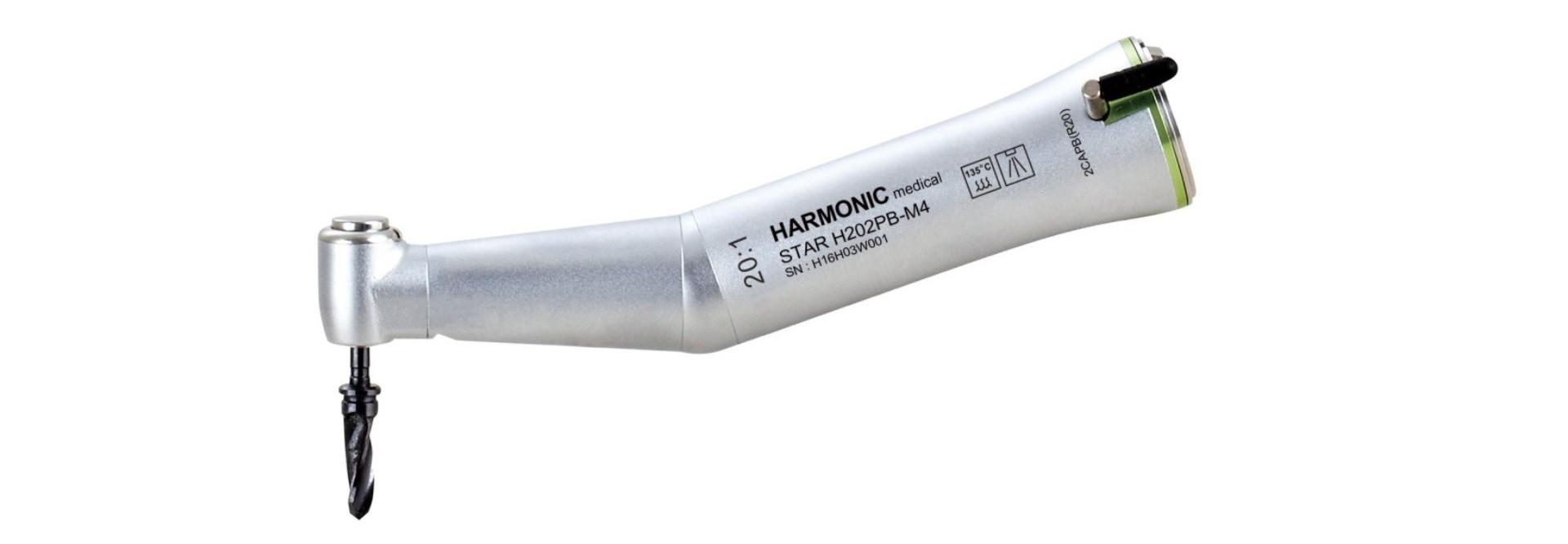 HARMONIC Hirurški kolenjak bez svetla 2CAPB(R20)