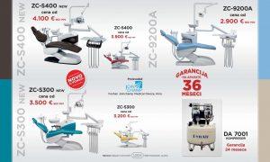 Aktuelna ponuda stomatoloških stolica i kompresora (str 1)